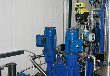 First oil treatment unit manufactured by ZVEZDA-ENERGETIKA