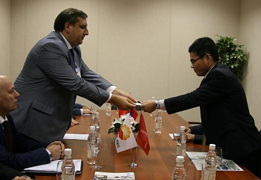 ZVEZDA-ENERGETIKA, OJSC solidifies international partnership relations